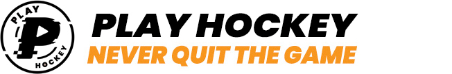 play hockey logo