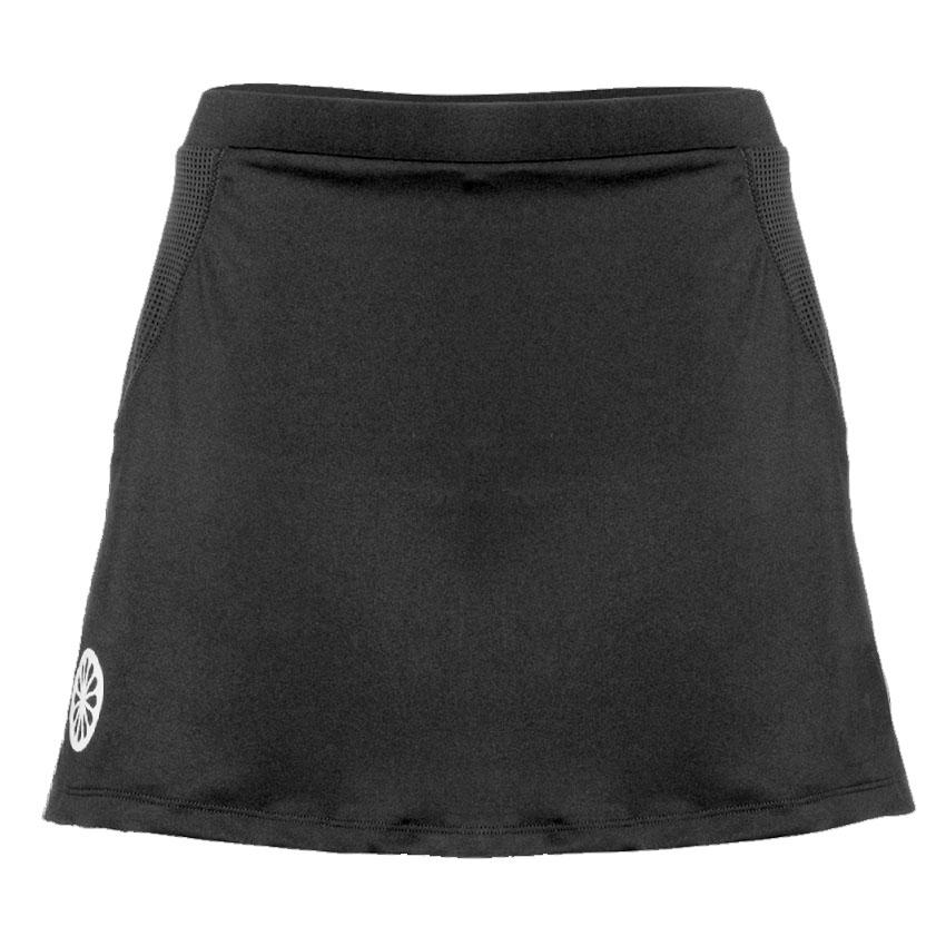 Hockeyrokje Girls Tech Skirt Zwart