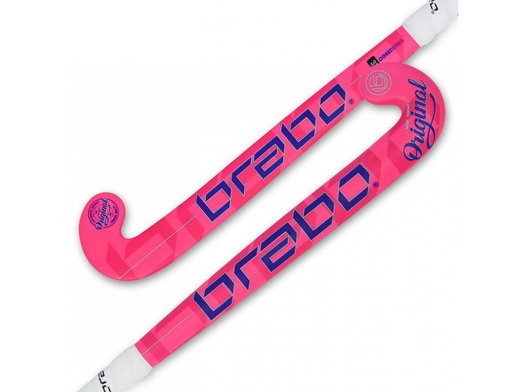 Hockeystick O'Geez Original Junior Pink Blue