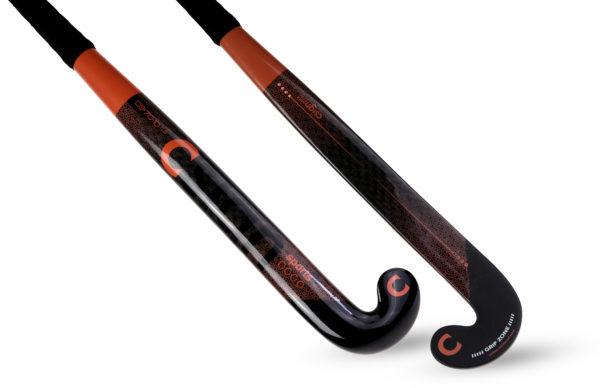 Hockeystick C9.70.10 Low Bow Orange