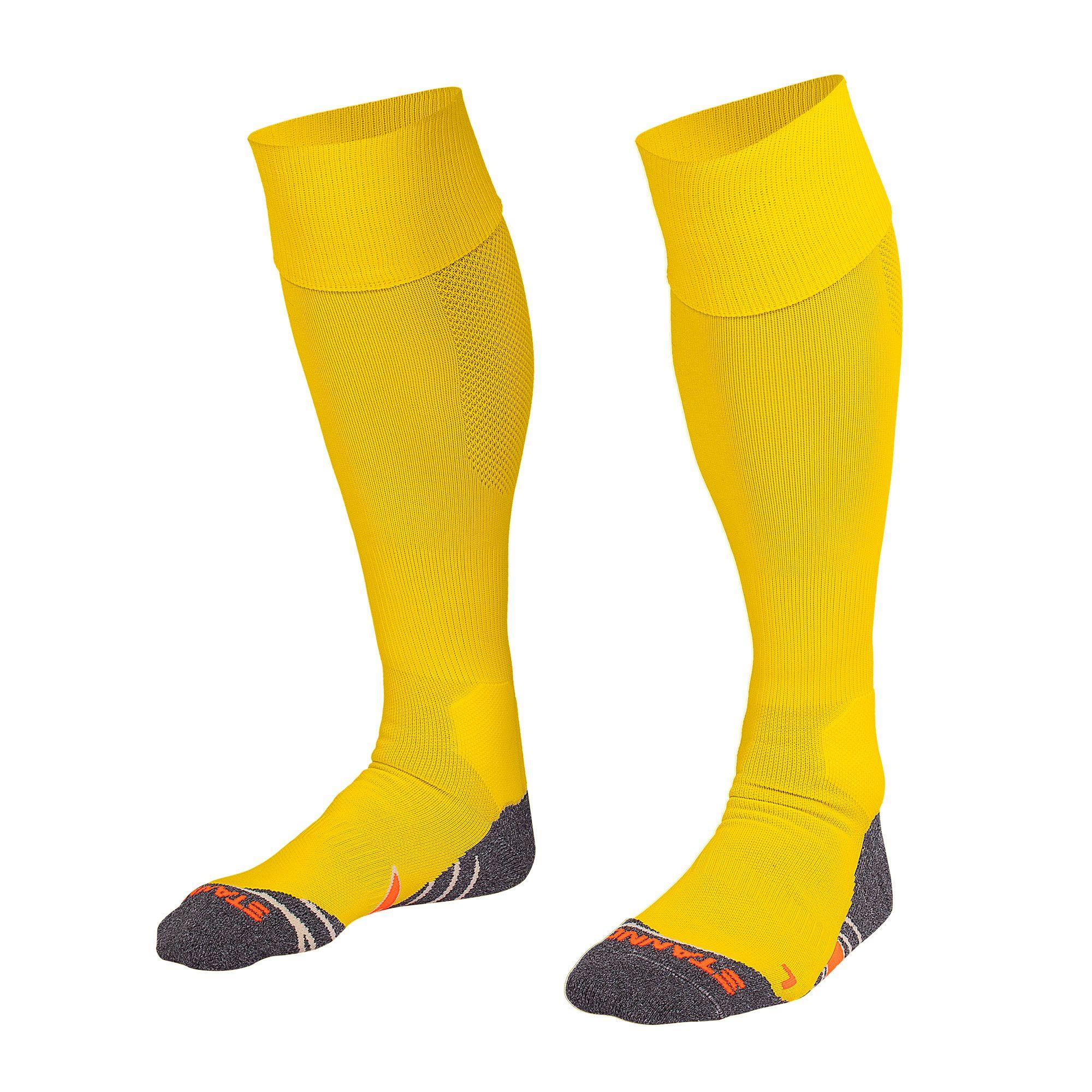 Sportsokken Uni Sock II Geel