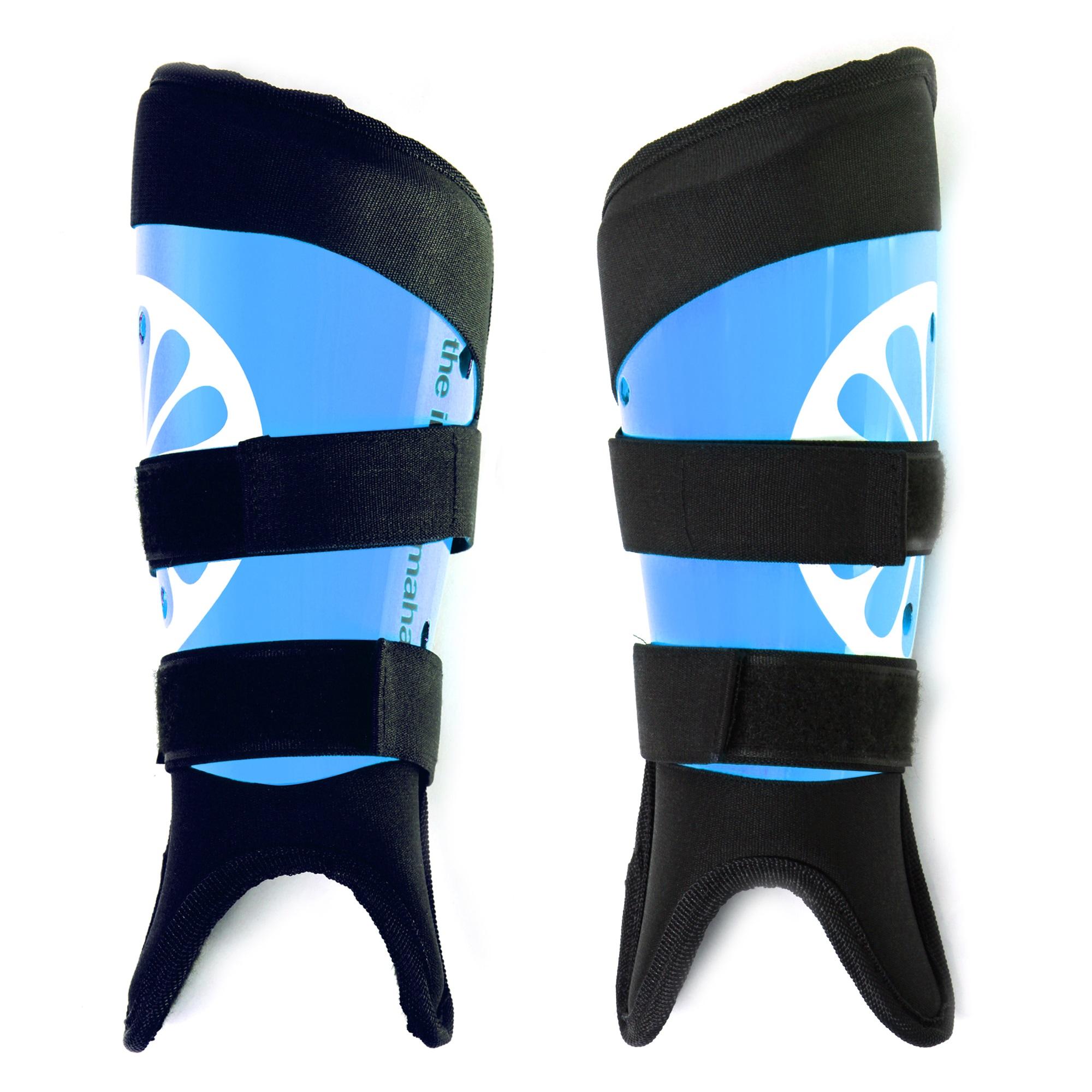 Scheenbeschermer Uitwasbaar Junior Blauw