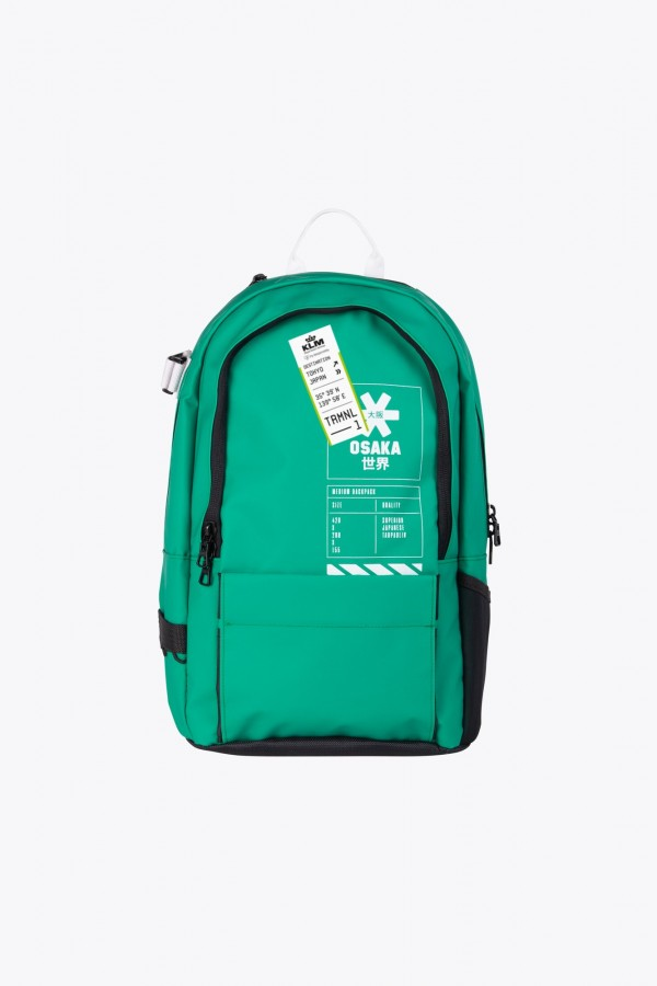 11486004-90167 Osaka Pro Tour Medium Backpack Jade Green
