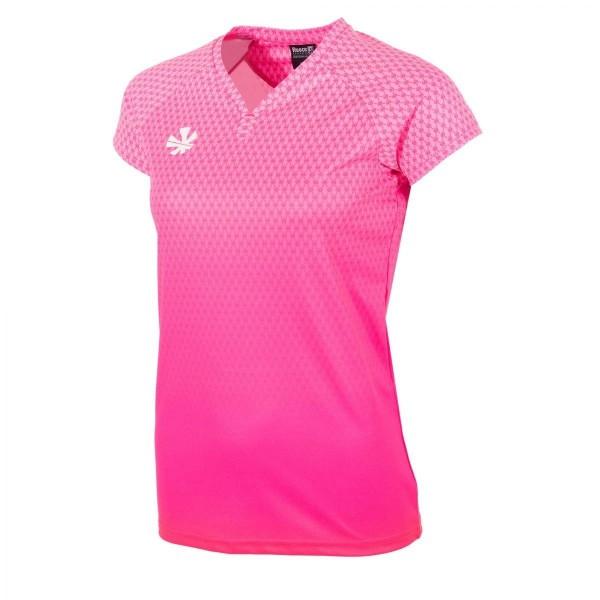 810605-3888 Reece Ellis Shirt Limited Ladies Knockout Pink