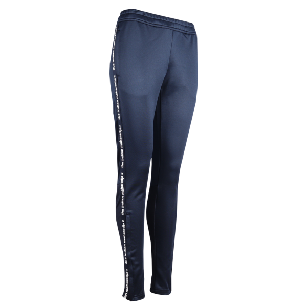 T9112-Navy The Indian Maharadja Trainingsbroek Women Pant Poly Terry Navy