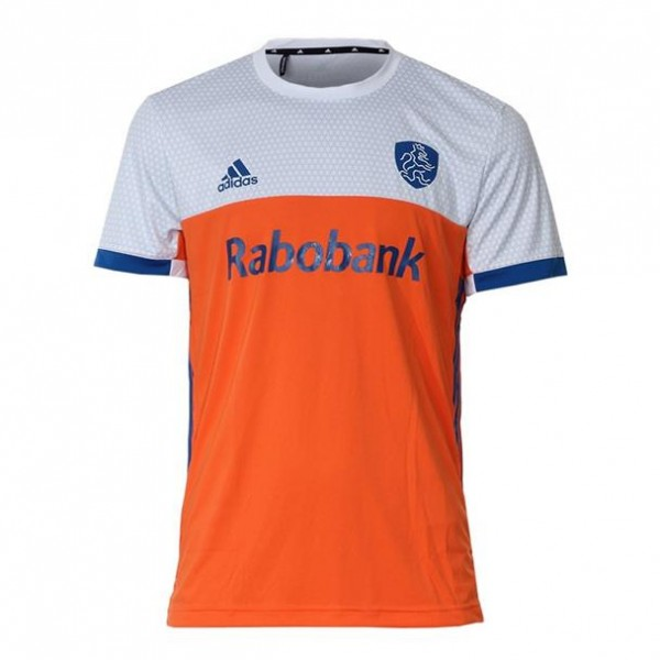 BR9976 adidas Hockey Shirt Nederlands Elftal Heren Thuis Oranje