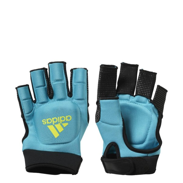 BR4515 adidas Hockeyhandschoen OD Glove Blue