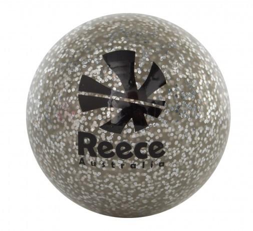 889006-0110 Reece Hockeybal Glitter Zilver