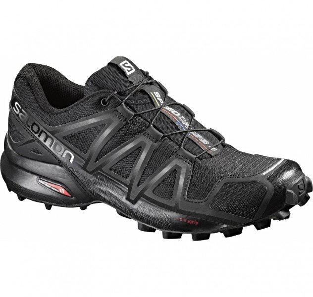 L38313000 Salomon Speedcross 4 Black