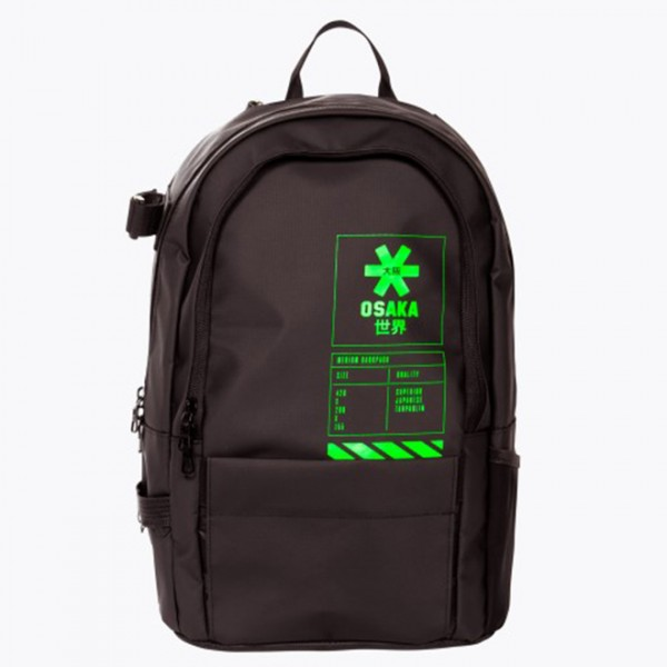 11486001-90164 Osaka Pro Tour Medium Backpack Iconic Black