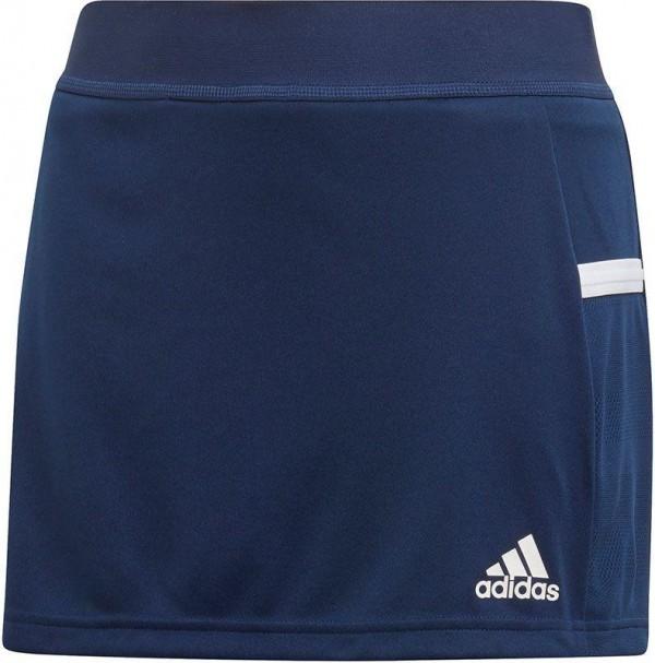 DY8832 adidas Hockeyrokje T19 Skort Girls Navy White