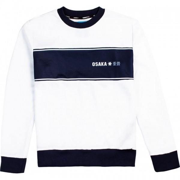 SWEATER-RETRO-Black Osaka Deshi Sweater Retro Kids Black