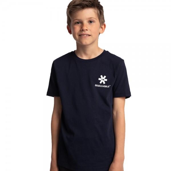 12577004-90298 Osaka T-shirt Deshi Tee Service Games Kids Navy