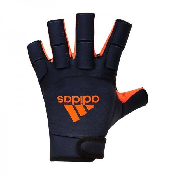 BD0414 adidas Hockeyhandschoen OD Glove Legend Ink Signal Orange